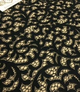 Black Lace Fabric