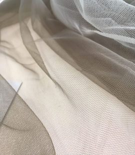 Haki krāsas tilla audums