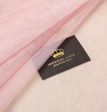 Veci rozā mīksts tilla audums. Photo 2