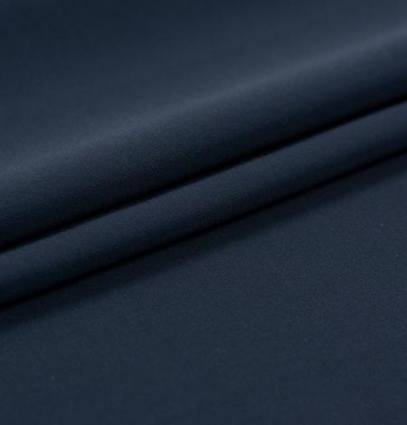 Tumši pelēki zils zīda krepa audums. Photo 6