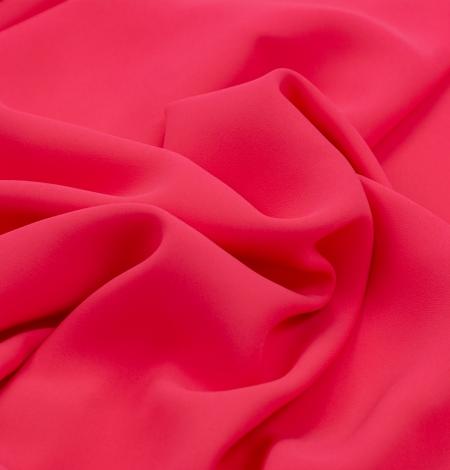 Rozā zīda krepa audums. Photo 9