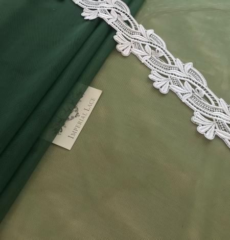 Zaļš tilla audums. Photo 6