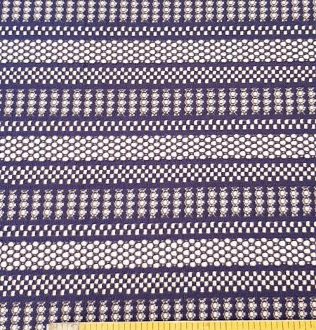 Purple lace fabric. Photo 8