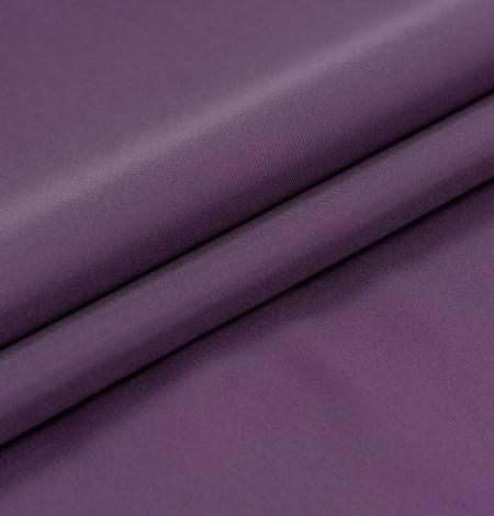 Lilac Brunelli viskozes ar elastānu oderes audums. Photo 3
