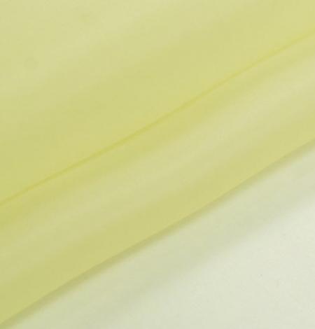 Gaiši zaļš zīda organzas audums. Photo 2