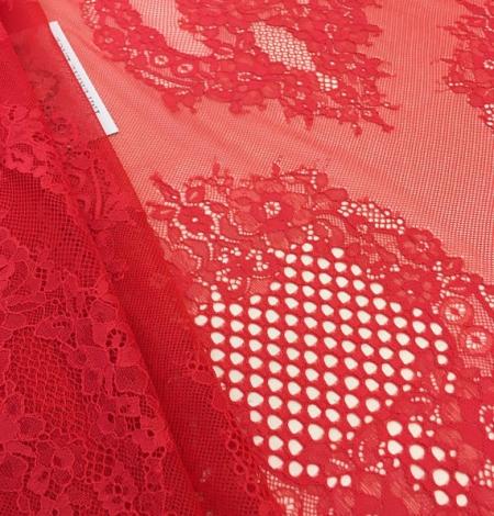 Sarkana Chantilly Mežģīne. Photo 3