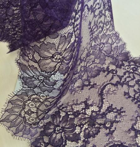 Violeta smalkā mežģīnes maliņa. Photo 2