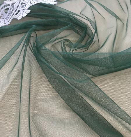 Zaļš tilla audums. Photo 3