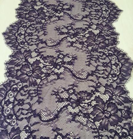 Violeta smalkā mežģīnes maliņa. Photo 1