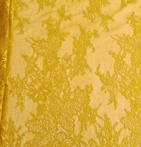 Sinepju Krāsas Chantilly Mežģīne. Photo 1