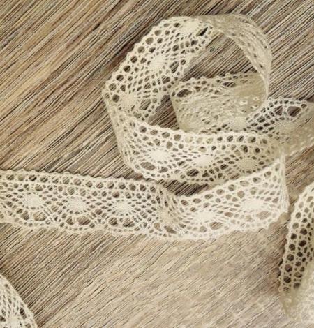 Macrame kokvilnas mežģīnes maliņa. Photo 2