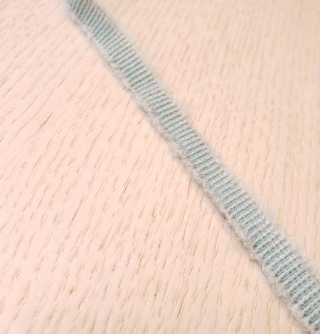 Piparmētru zaļās vilnas grosgrain lente. Photo 3