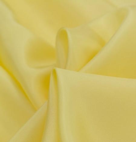 Dzeltens zīda oderes audums. Photo 3