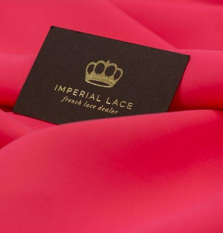 Rozā zīda krepa audums. Photo 7