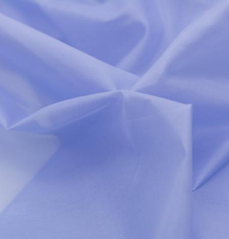 Zils ar pelēku toni zīda organzas audums. Photo 2