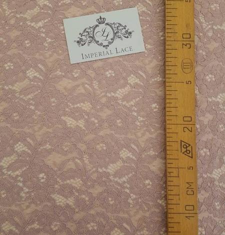 Cappuccino Lace Fabric. Photo 4