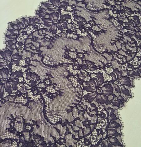 Violeta smalkā mežģīnes maliņa. Photo 3