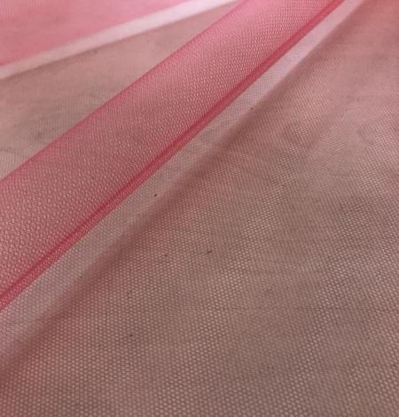 Aveņu sarkanā tilla audums. Photo 6