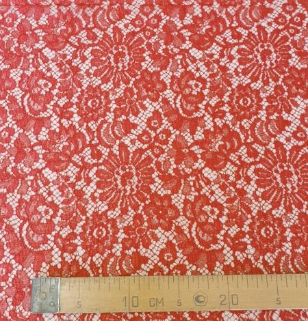 Sarkana Chantilly Mežģīne. Photo 6