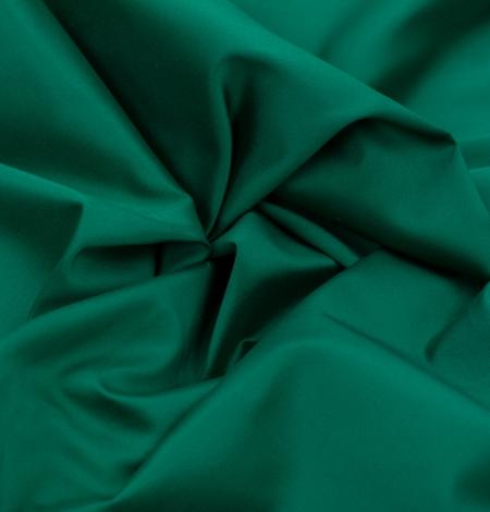 Rubīna zaļš zīda duchess audums. Photo 6