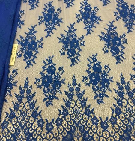 Zila Chantilly mežģīne. Photo 5
