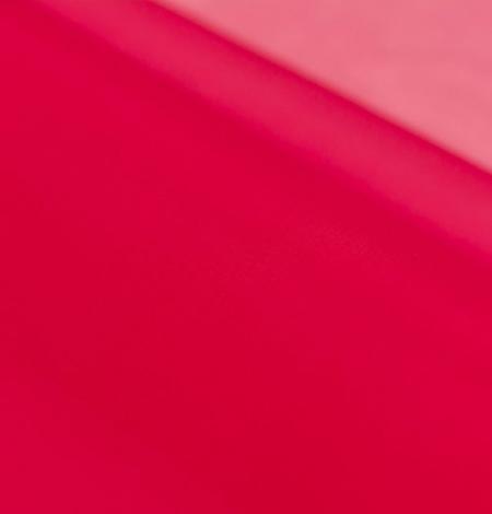 Fuksijas rozā zīda organzas audums. Photo 3
