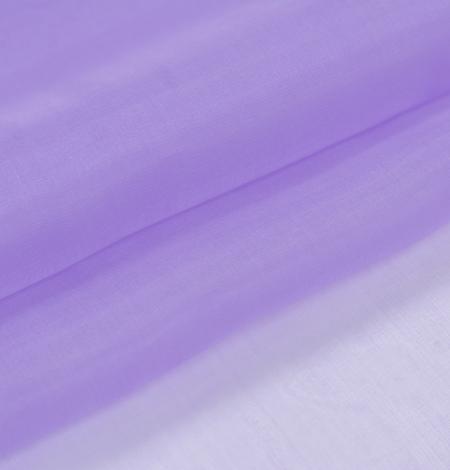 Violets zīda organza audums. Photo 6