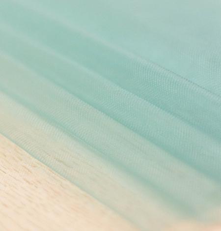 Lagūnas jūras zaļš mīksts tilla audums no Itālijas. Photo 10