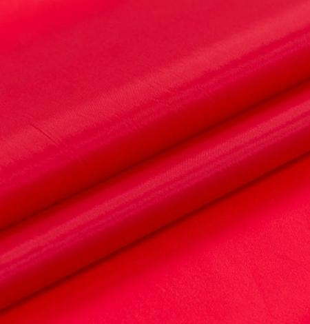 Sarkans viskozes ar elastānu oderes audums. Photo 2