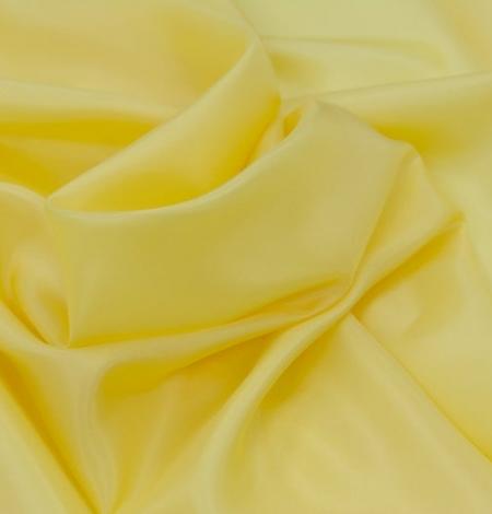 Dzeltens zīda oderes audums. Photo 6