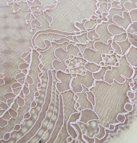 Veci rozā elastīga apakšveļu mežģīnes maliņa. Photo 3