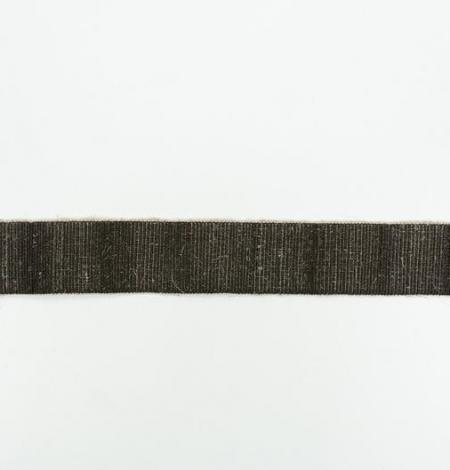 brūna elastīga vilnas lenta. Photo 4