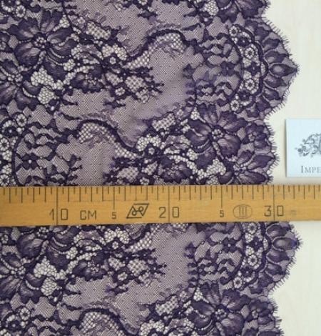 Violeta smalkā mežģīnes maliņa. Photo 5