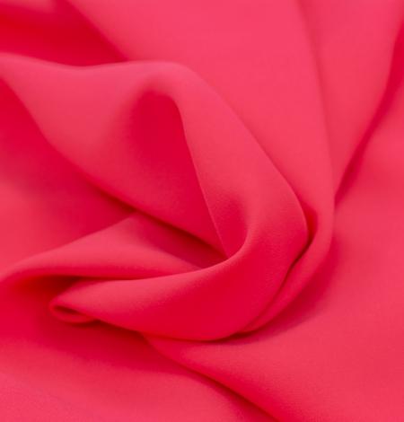 Rozā zīda krepa audums. Photo 6