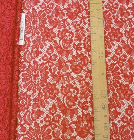 Sarkana Chantilly Mežģīne. Photo 7