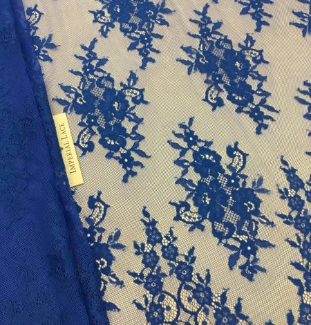 Zila Chantilly mežģīne. Photo 4