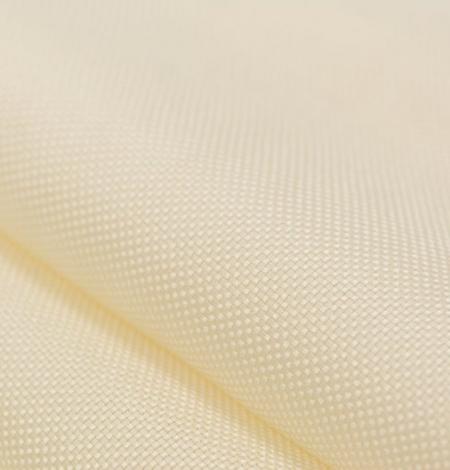 Krēmkrāsas tīra zīda gazāra audums. Photo 3