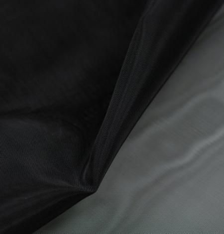 Melns krinolīna audums. Photo 4