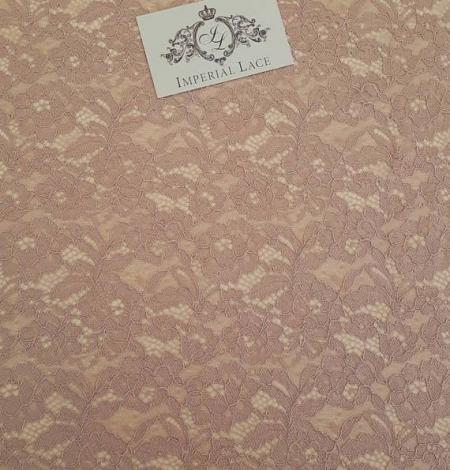 Cappuccino Lace Fabric. Photo 5