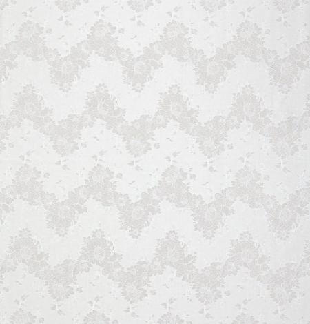 Ziloņkaula chantilly ar audumu mežģīne. Photo 4
