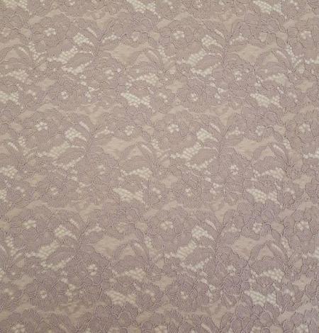 Cappuccino Lace Fabric. Photo 3