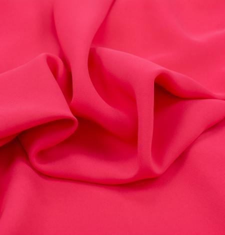 Rozā zīda krepa audums. Photo 4