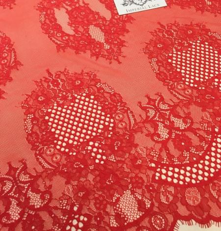 Sarkana Chantilly Mežģīne. Photo 1