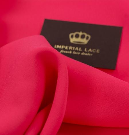 Rozā zīda krepa audums. Photo 8