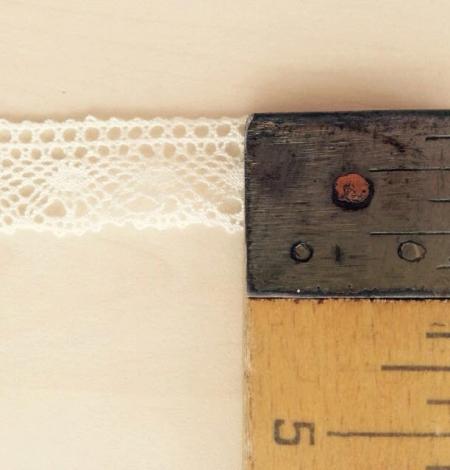 Macrame kokvilnas mežģīnes maliņa. Photo 5