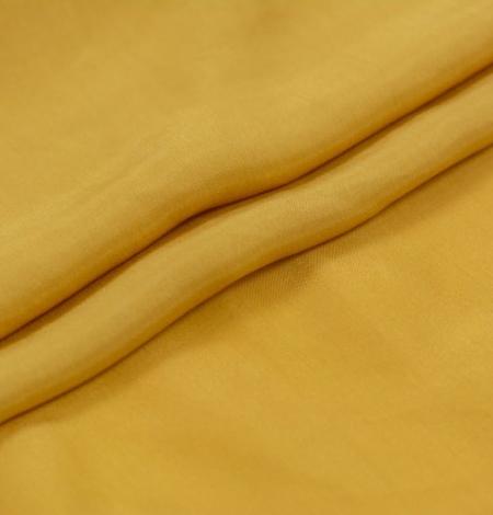 Sinepju dzeltens zīda oderes audums. Photo 5