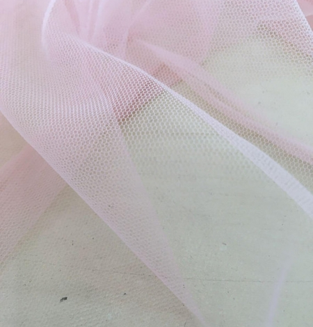 Rozā tilla audums. Photo 7