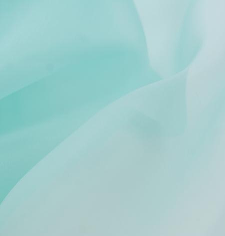 Tiffany zaļš zīda organzas audums. Photo 6
