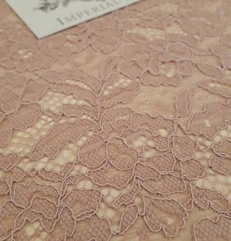 Cappuccino Lace Fabric. Photo 2